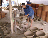 Hỗ trợ Khuyến công - Góp phần thay đổi công nghệ và quy trình sản xuất gốm Vạn Bình