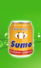 Nước tăng lực Sumo